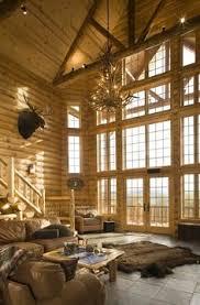 modern log home interiors log home stairs rails log homes of america rustic