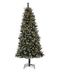 christmas tree with snow snow kissed pine christmas tree tree classics