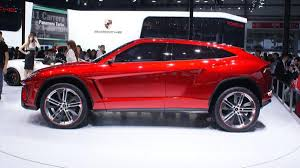 suv lamborghini interior lamborghini urus concept previews italy u0027s most athletic suv autoweek