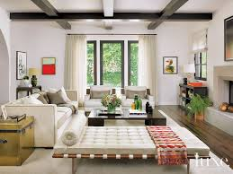 luxe magazine spanish bungalow living rooms pinterest
