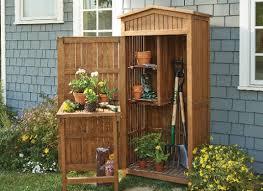 Outdoor Storage Cabinet Garden Storage Cabinet Garden Tool Storage 11 Smart Solutions