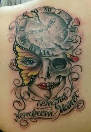 the 25 best skull face tattoo ideas on pinterest halloween
