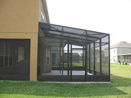 patio patio installing patio enclosure kit shaped like house