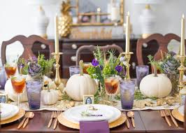 traditional thanksgiving tablescape ideas thanksgiving