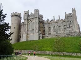 arundel castle floor plan arundel castle and gardens the globe trotter
