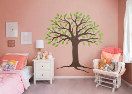 spring tree wall decal shop fathead for wall art decor spring tree fathead wall decal