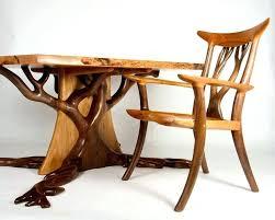 bureau contemporain bois massif bureau contemporain bois massif larbre transposac dans le modale