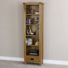 Narrow Corner Bookcase by Furniture Home Billy Bookcase Birch Veneer Modern Elegant 2017