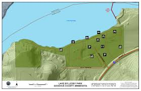 Lake Maps Mn Byllesby Park Map Goodhue County Mn Official Website