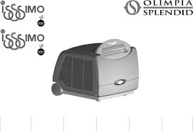 toaster kinderk che handleiding olimpia splendid issimo 9 pagina 1 32