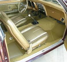 1967 Firebird Interior Interior Floor Mats U0026 Carpets Bowtiemuscleparts