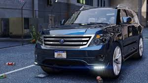 nissan safari 2014 gta 5 vehicle mods suv nissan gta5 mods com