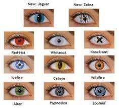 Halloween Costume Contact Lenses Frosty Halloween Contacts Dead Eyes Stress