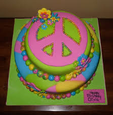 best 25 peace sign cakes ideas on pinterest peace cake peace