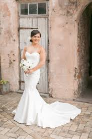 wedding dresses new orleans what happens in new orleans blush wedding