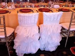 ruffled chair covers 124 best weddings chiavari chairs covers and accents