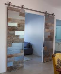Design Interior Doors Frosted Glass Ideas Designed And Built By Patina Yard Contemporary Double Sliding Barn