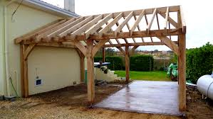 Attached Carport Plans Bedroom Enchanting How Build Attached Car Carport Plans Wooden