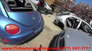 parting out 2000 volkswagen beetle stock 6174yl tls auto
