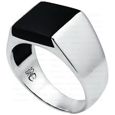 silver rings for men silver rings with blue search fashion l