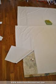 How To Make Pleats In Curtains How To Make Double Width Lined Pinch Pleated Draperies U2013 Part 2