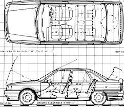 renault 21 the blueprints com blueprints u003e cars u003e renault u003e renault 21