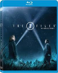 amazon com x files the complete season 1 blu ray david duchovny