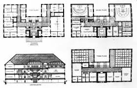 stunning elevation of floor plan plans and drawings modern