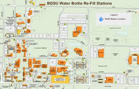 Ohio State University Campus Map water