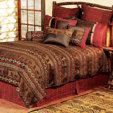 Horse Comforter Twin Western Horse Bedding