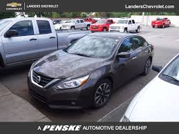 Nissan Altima Platinum - 2017 used nissan altima 2017 5 2 5 sv s at landers serving little