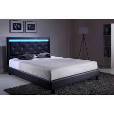 cdiscount chambre chambre avec tete de lit capitonnee 14 vente structure de lit