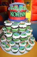 ninja turtle cake ideas birthday 4306