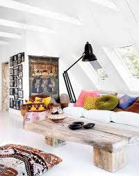 Modern Chic Living Room Ideas by 20 Beautiful Attic Living Room Design Ideas Rilane