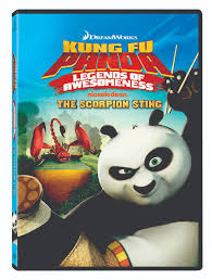 List Of Halloween Monsters by Monsters Vs Aliens Cloning Around Kung Fu Panda The Scorpion