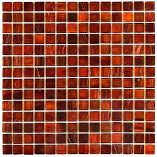 tiles photos red mosaic tile tile the home depot