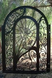 spider gate green renaissance fb design garden