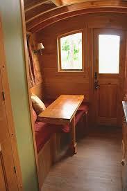 Vardo Floor Plans Andrew Campbell U0027s Gypsy Wagons The Shelter Blog