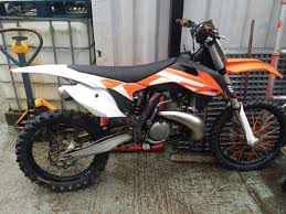 ktm 250 sx 2016 not kx yz rm cr in failsworth manchester gumtree