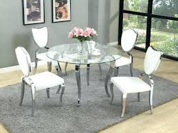 glass dining room table set glass table dining set glass dining table and chairs clearance