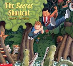 secret shortcut mark teague scholastic