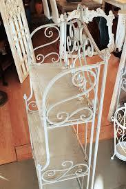 etagere in ferro etagere ferro battuto outlet arredamento vesto arredo la casa