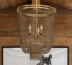 Candle Chandelier Pottery Barn Pottery Barn Chandelier Tree Shade Indoor Chandelier Home