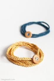 best 25 crochet bracelet tutorial ideas on pinterest crochet