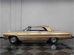 1964 chevrolet impala ss for sale classiccars com cc 737527