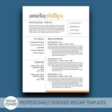 Stylish Resume Templates 127 Best Resume Template For Instant Download Images On Pinterest