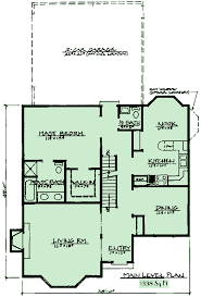style house floor plans t 601 lower floor plan for tudor style house plan by