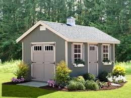 Best  Storage Sheds Ideas On Pinterest Small Shed Furniture - Backyard storage shed designs