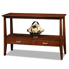 Coffee Table With Drawers by Amazon Com Leick Delton Hall Console Table With Drawers Kitchen