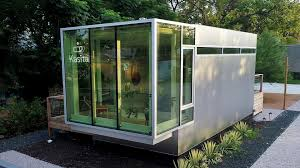 Low Cost Tiny House This Smart Tiny Prefab Could Be An Answer To Affordable Housing